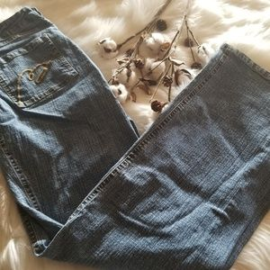 Very sharp Authentic blue jeans